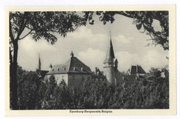 Eyneburg-Hergenrath Belgien 1956 Emmaburg Kelmis - La Calamine - Kelmis