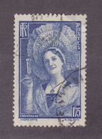 TIMBRE FRANCE N° 388 OBLITERE - Usados