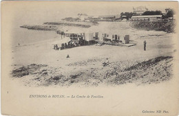 17    Royan La Conche   De   Foncillon, - Royan