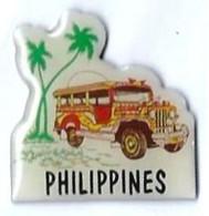 PAYS - PHILIPPINES - P34 - BUS - Verso : SM - Città