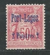 PORT- LAGOS N° 5 * TB - Unused Stamps
