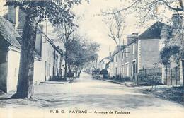 PAYRAC Avenue De Toulouse - Autres Communes