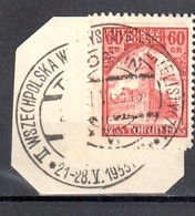 Poland 1933 Philatelic Exhibition At Torun - Mi. 281 - Used - Used Stamps
