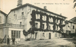 SOUSCEYRAC  Maison Vic - Le Foiral - - Sousceyrac