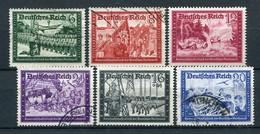 Deutsches Reich Nr.773/8          O  Used + *  Unused         (3622) - Gebraucht