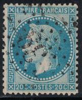 EMPIRE - N°29B - ETOILE 39 DE PARIS - COTE ETOILE 13€. - 1849-1876: Periodo Clásico