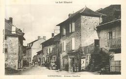 SOUSCEYRAC  Avenue D'Aurillac - Sousceyrac