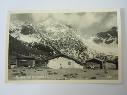 Autriche Eppzirler Alm Bei Seefeld In Tirol Circulée Circa 1950 - Seefeld