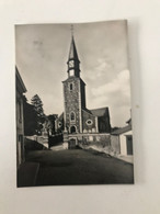Carte Postale Ancienne Eghezée Eglise - Eghezee