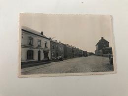 Carte Postale Ancienne Eghezée Rue De La Station (imprimerie DAUSSOGNE-DUCHENNE) - Eghezée