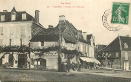 VAYRAC  Place De L'église - Vayrac