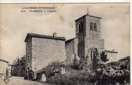 FOURNOLS  L'église - Otros Municipios