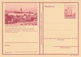 AUTRICHE GANZSACHE ENTIER NEUF - SEITENSTETTEN - Stamped Stationery
