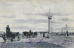 Oostende Ostende Ostend Phare 1772 Vuurtoren Lighthouse Leuchtturm - Oostende