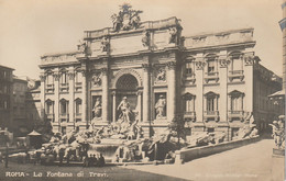 Roma (2589) La Fontana Di Trevi - Fontana Di Trevi