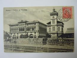 Bresil Manaos Manaus Edificio Da Alfandega 1914 Expedicao Amazonas - Manaus