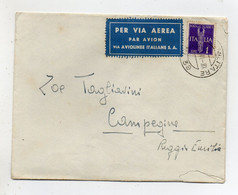 Italia Regno - 1941 - Busta Da P.M. Nr. 39 Per Campegine (Reggio Emilia) - Posta Aerea - (FDC25821) - Airmail