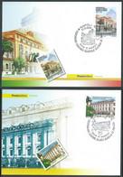 2006 ITALIA CARTOLINA POSTALE FDC GUARDIA DI FINANZA - BF - Postwaardestukken