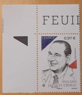 2020 - Jacques CHIRAC - 1932 - 2019  - NEUF BDF - Nuovi