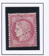 GC 3799 SAINT-PAUL-SUR-L' UBAYE ( Dept 5 ) S / N° 57 Indice Baudot S / L : 18 Soit 340€ - 1849-1876: Periodo Classico