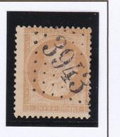GC 3943 THOARD ( Dept 5 ) S / N° 21 Indice Baudot S / L : 19 Soit 420€ - 1849-1876: Klassieke Periode