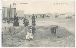 Middelkerke - Les Enfants à La Plage - Star No 995 - 1910 - Middelkerke