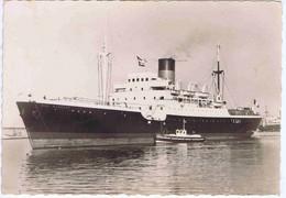 "BATEAU - "" SIDI MABROUK "" - Cie Transports Maritimes - Paquebote"