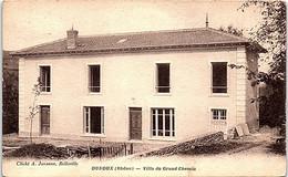 69 - OUROUX -- Villa Du Grand Chemin - Andere Gemeenten