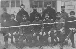 69 LYON / CARTE PHOTO / 1916 / DEPOT DE LA LEGION ETRANGERE / 1er REGIMENT DE MARCHE / RMLE / LEGIONNAIRES / LEGIONNAIRE - Ohne Zuordnung