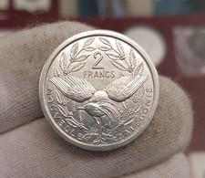 Nueva New Caledonia 2 Francs 2003 Km 14 SC UNC - New Caledonia