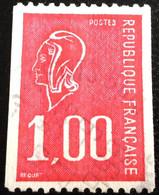 TIMBRES   DE    FRANCE   N° 1895          OBLITÉRÉS  ( LOT:3501  ) - 1971-76 Marianne Van Béquet