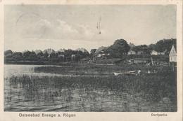 *Ostseebad Breege A. Rügen Dorfpartie* - Rügen