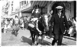 032 675 - CPA - Belgique - Knokke - Knocke 1933 - Photo - Défilé - Knokke