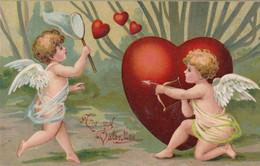 To My VALENTINE , 2 Cherubs , 00-10s - Valentijnsdag