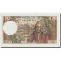 France, 10 Francs, Voltaire, 1968, 1968-07-04, SPL, Fayette:62.33, KM:147c - 10 F 1963-1973 ''Voltaire''