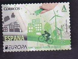 Espagne: Europa, L'écologiel  YT 4772 - 2011-... Used