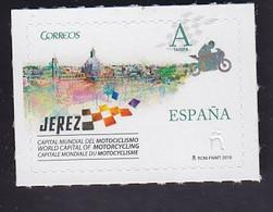 Espagne: Jerez : Capitale Mondiale Du Motocyclisme  YT 4763 Neuf - Motorbikes