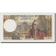 France, 10 Francs, Voltaire, 1970, 1970-02-05, NEUF, Fayette:62.42, KM:147c - 10 F 1963-1973 ''Voltaire''