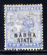 INDIA, (NABHA), NO. 15 - Nabha