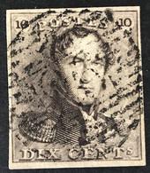 Epaulet 1 Gestempeld P26 CHATELINEAU - Ruime Marges - 1849 Hombreras