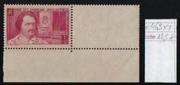 France YT 463 ** MNH Balzac - Unused Stamps