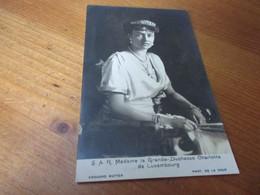 S A R Madame La Grande Duchesse Charlotte De Luxembourg - Koninklijke Families