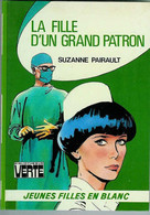 La Fille D'un Grand Patron Suzanne Pairault +++TBE+++ LIVRAISON GRATUITE - Biblioteca Verde