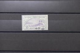 FRANCE - N° Yvert 166 Orphelin - Variété Surcharge Décalée Vers Le Bas , Signé Calves - Neuf Sans Gomme - L 75043 - Variétés: 1921-30 Neufs