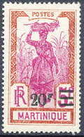 Stamps Martinique 1924-27 Mint Lot55 - Nuevos