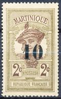 Stamps Martinique 1920 Mint Lot58 - Ungebraucht