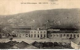 46 CAHORS LA GARE CPA BON ETAT - Cahors