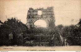 46 CAHORS LE PORTAIL DES THERMES CPA BON ETAT - Cahors