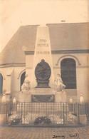 LANNOY - Carte Photo - Monument Aux Morts - Otros Municipios