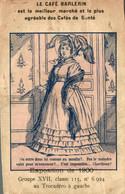 CHROMO DEVINETTE CAFE BARLERIN EXPOSITION DE 1900 TROUVONS LE VALET - Tè & Caffè